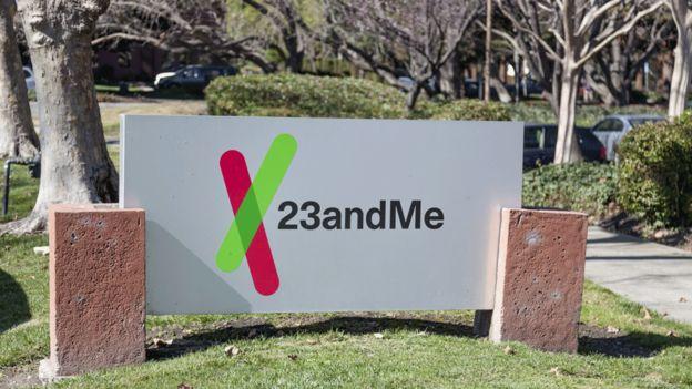 Logo de 23andMe